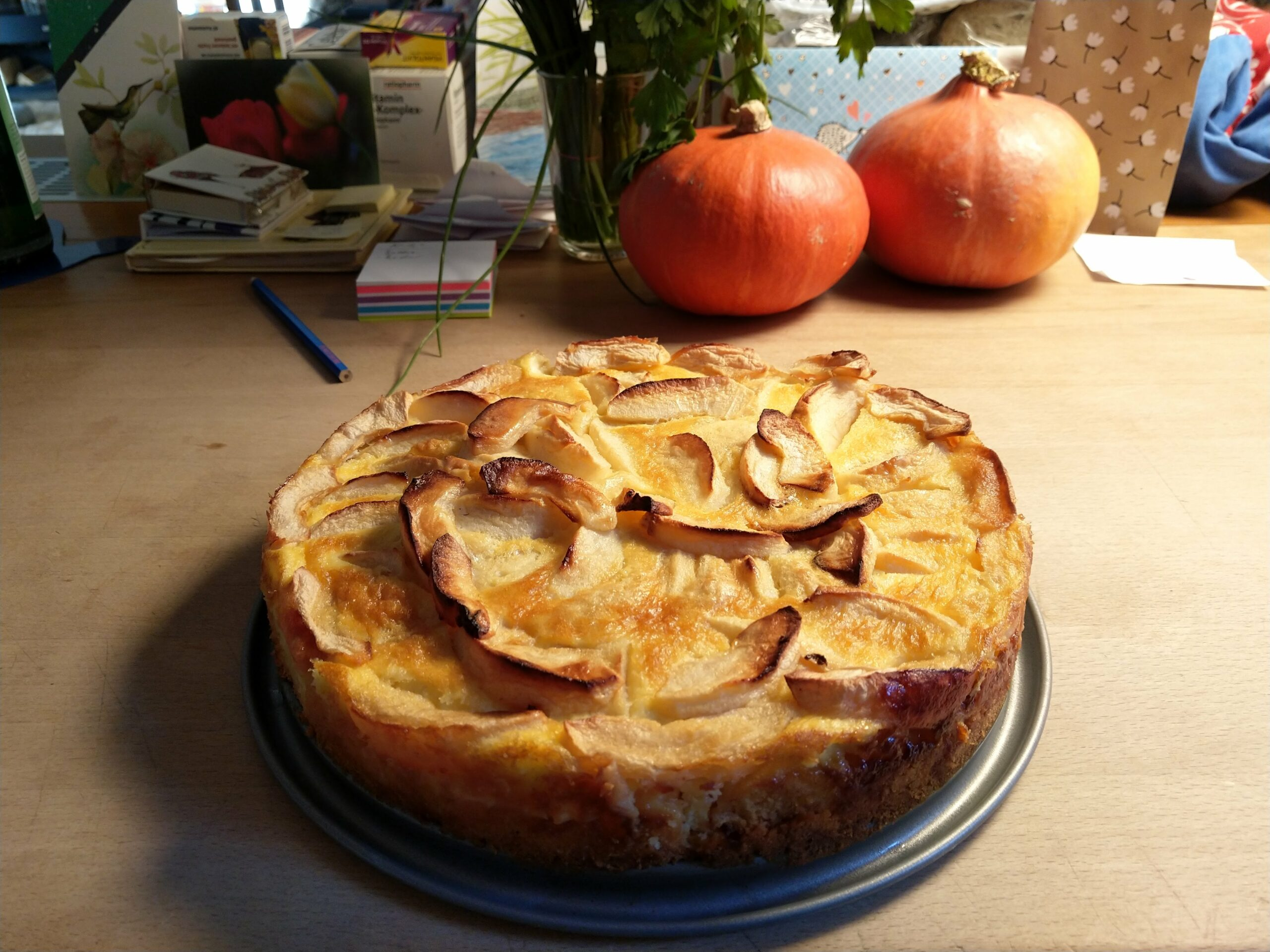 Chapter 5 – A Recipe for French Apple Tart